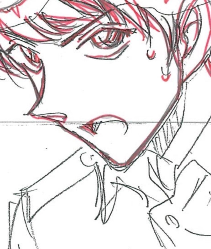 是非、ご一読くださいね♪  青山先生の直筆修正画はこちら♪ →→→