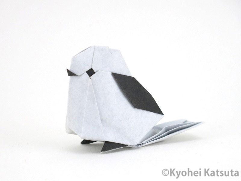 折り紙作家の勝田恭平さんが創作した北海道の動物たちがすごすぎるから見て