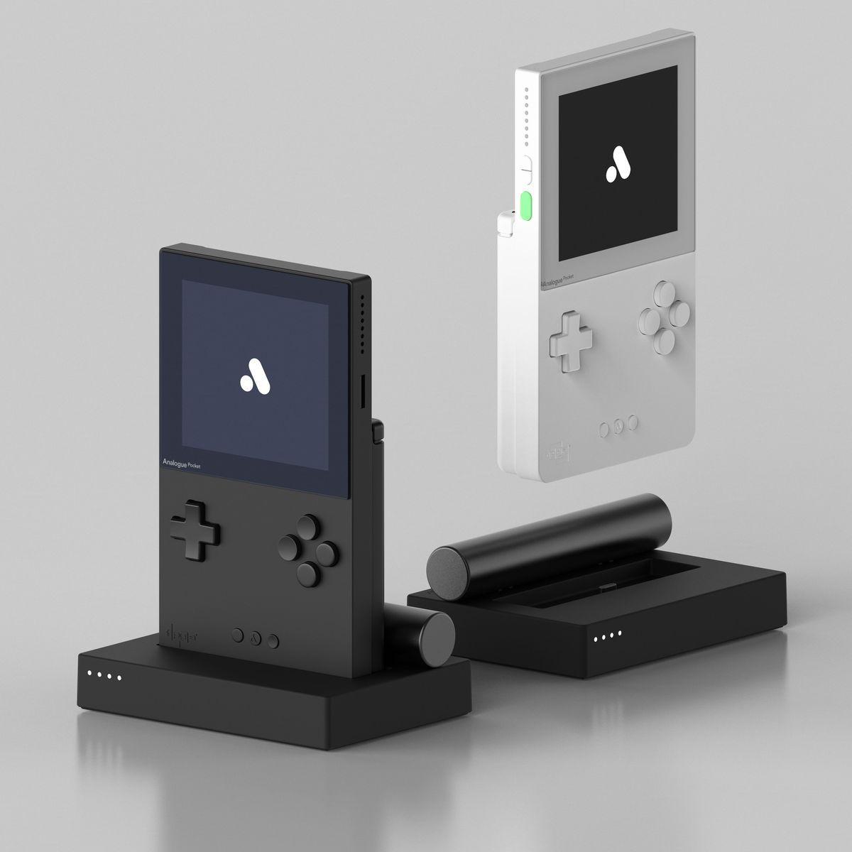 【おしゃれ】携帯ゲーム機の互換機『Pocket』8月4日より予約販売を開始   ゲームボーイ、GBカラー、GBアドバンスのゲームソフトに対応した互換機