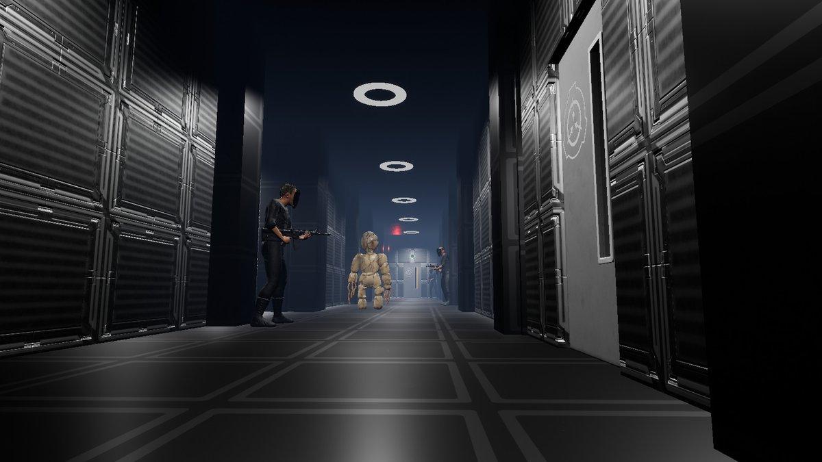 【SCP財団】無料の脱出ホラーゲーム『SCP: The Foundation』8月に配信へ   超常的な能力を持つ存在を収容する「SCP財団」をテーマにした無料のホラーゲーム