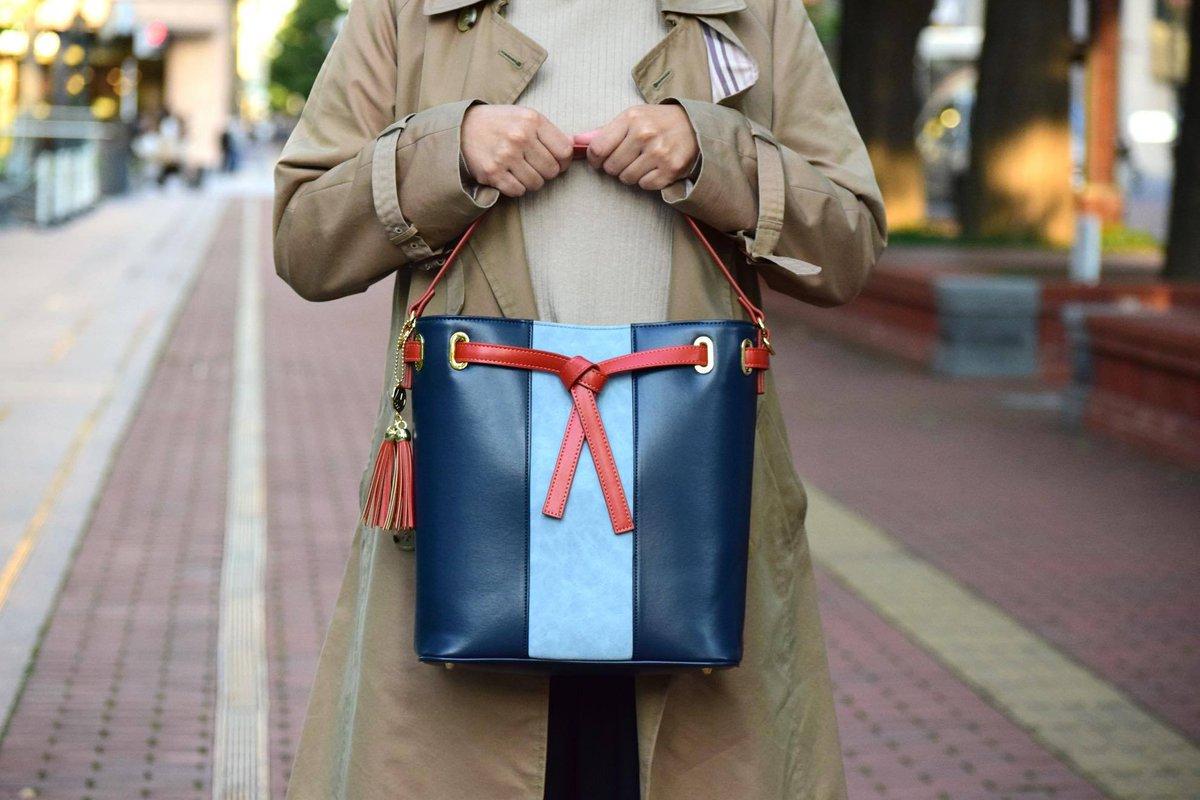 『刀剣乱舞-ONLINE-』より「山姥切国広(極)」をモチーフとしたおしゃれな2WAYバッグ   オレンジのベルトがアクセント