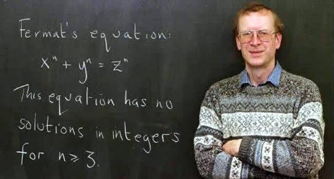 7年以上自宅の屋根裏部屋に引きこもって、フェルマーの最終定理のことだけを考えて、最終的にひらめいて360年間数学者を悩ませ続けたフェルマーの定理を証明した