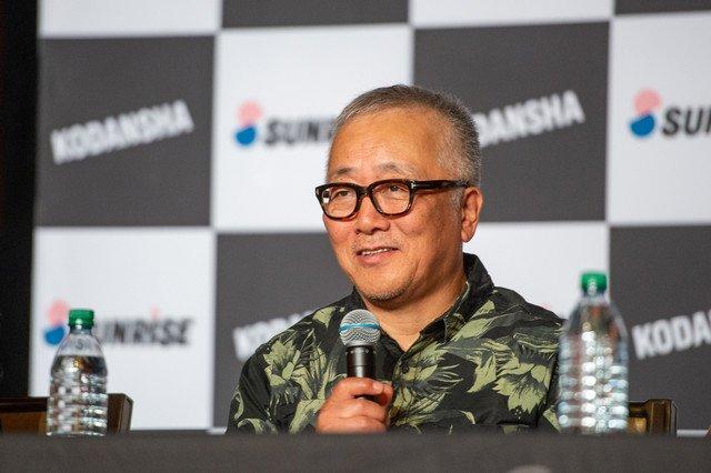 新作長編SFも製作、大友克洋がAnime Expoで発表(動画あり)    #AKIRA #大友克洋 #ORBITALERA #オービタルエラ #AnimeExpo2019