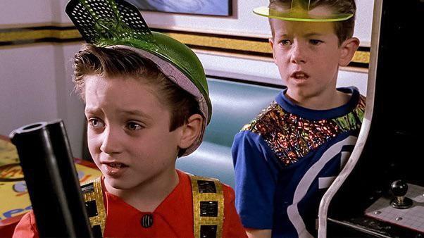 『バック・トゥ・ザ・フューチャー2』 マーティにナマ言っている子供はイライジャ・ウッドです
