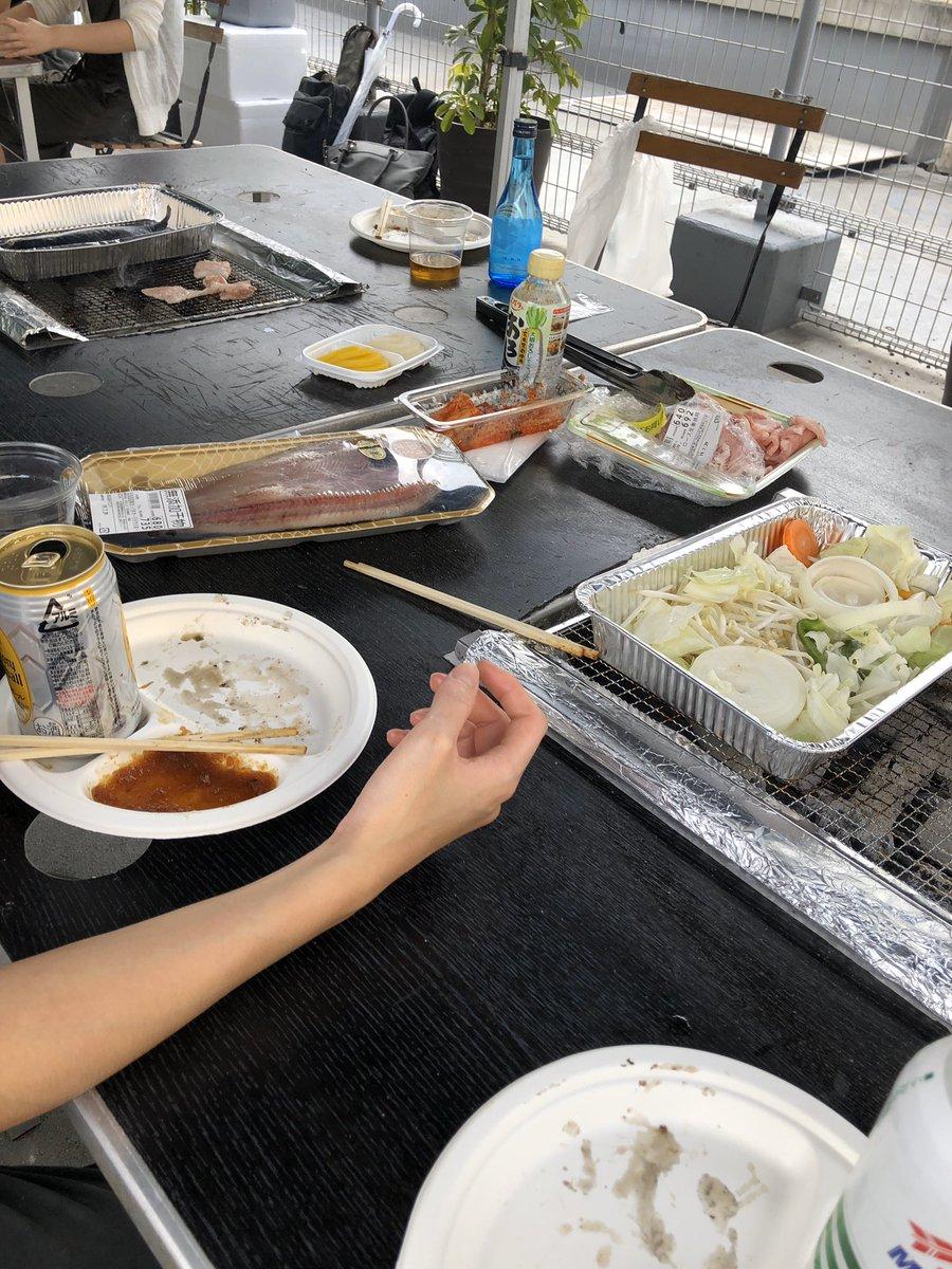 7月  カネゴン ウルトラセブン 黒ラーメン BBQ  #私の2019年