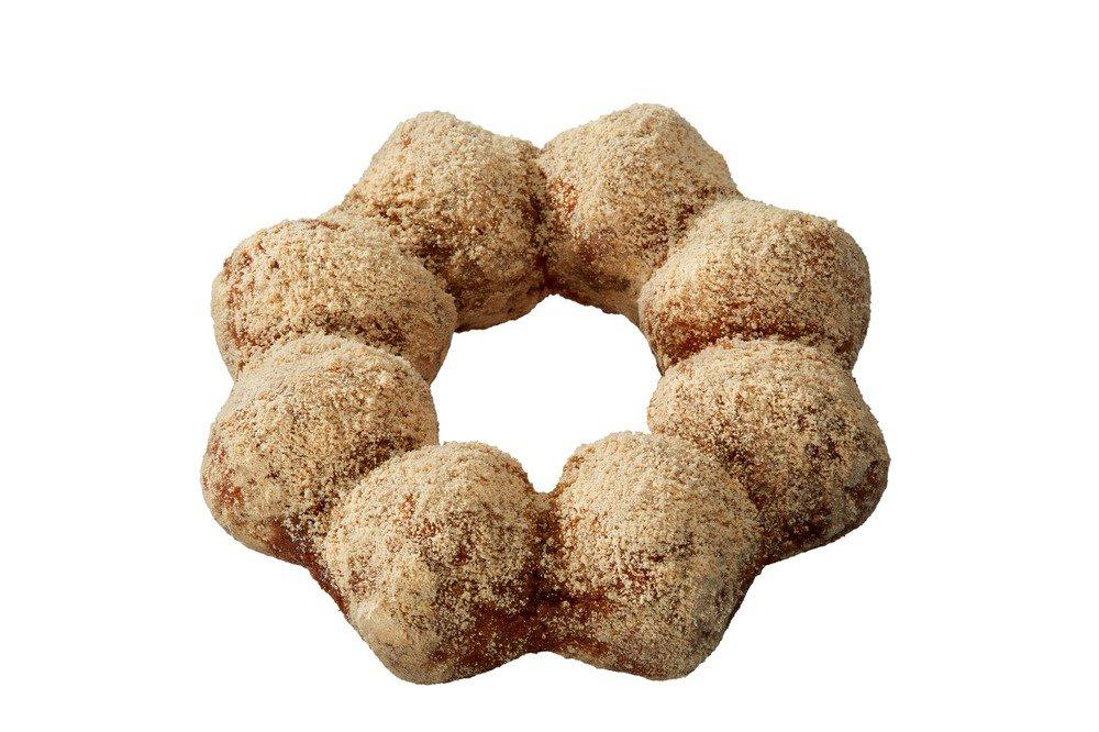 ミスタードーナツ秋限定「さつまいもド」安納芋パウダーを練り込んだしっとりドーナツ、温めればほくほくに -