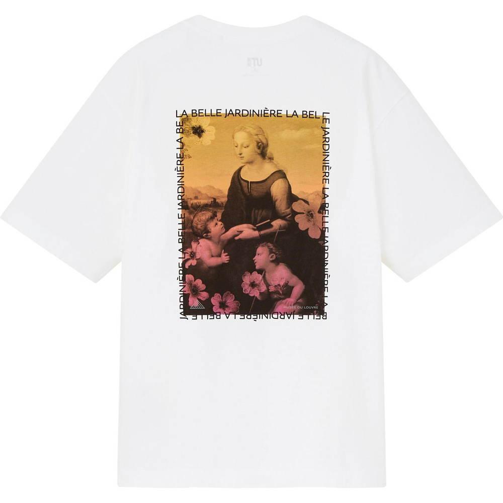 """ユニクロ UT×ルーヴル美術館、「モナ・リザ」や「ミロのヴィーナス」などの""""名画Tシャツ"""" -"""