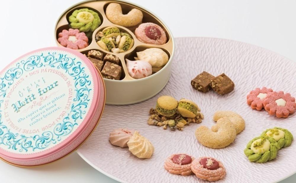 阪急うめだ本店「第4回 クッキーの魅力」約90ブランドの多種多様なクッキーが集結 -