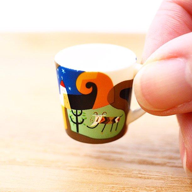 輸入食品ショップ「カルディ」にて「コーヒーグッズ ミニチュアフィギュア」プレゼントキャンペーン開催決定