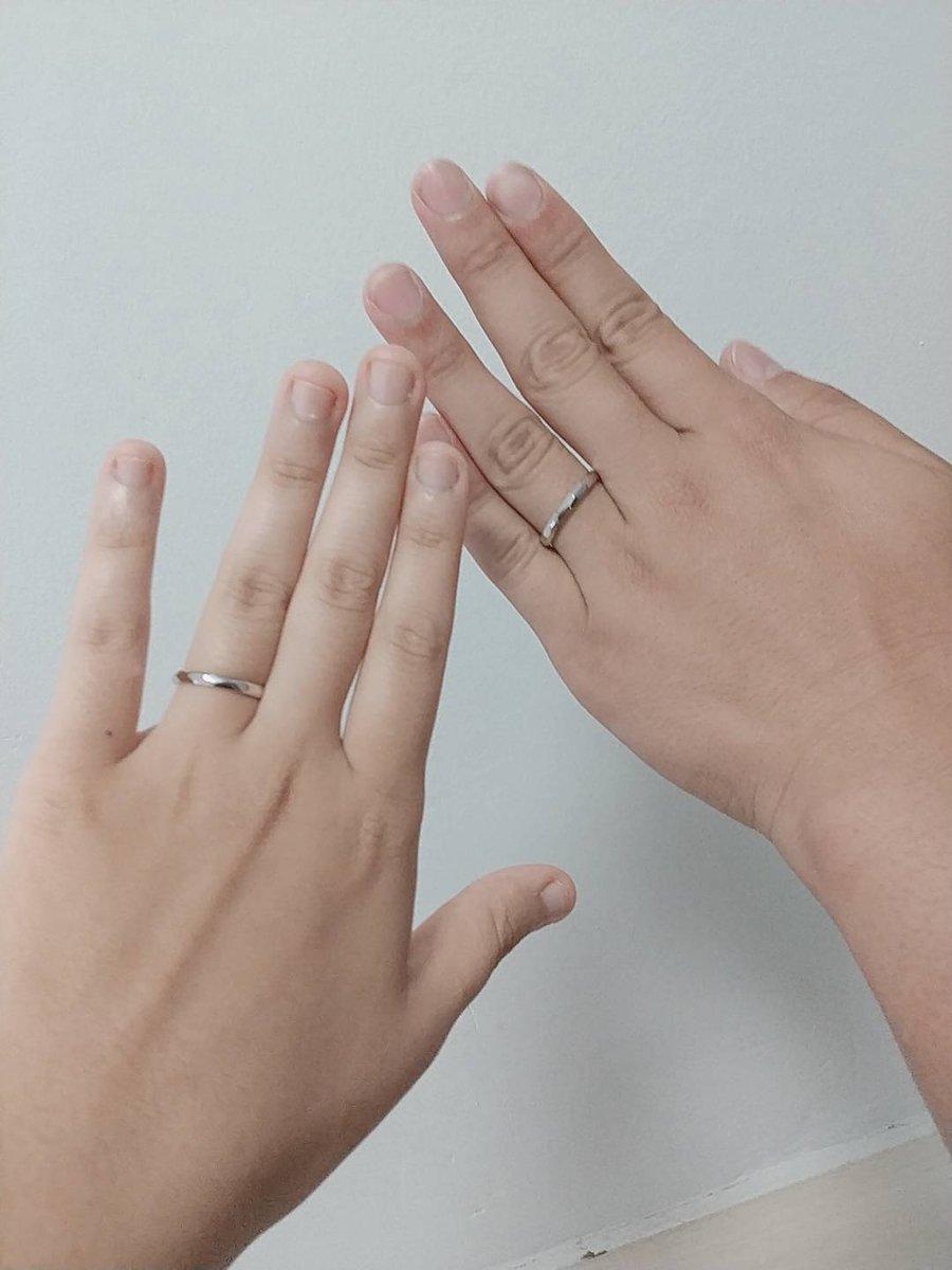 4年越しの特別任務 「大切な人と永遠の絆を結べ」 結婚(真)、達成です