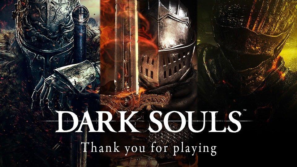 DARK SOULSシリーズの累計販売本数が2,700万本を突破いたしました