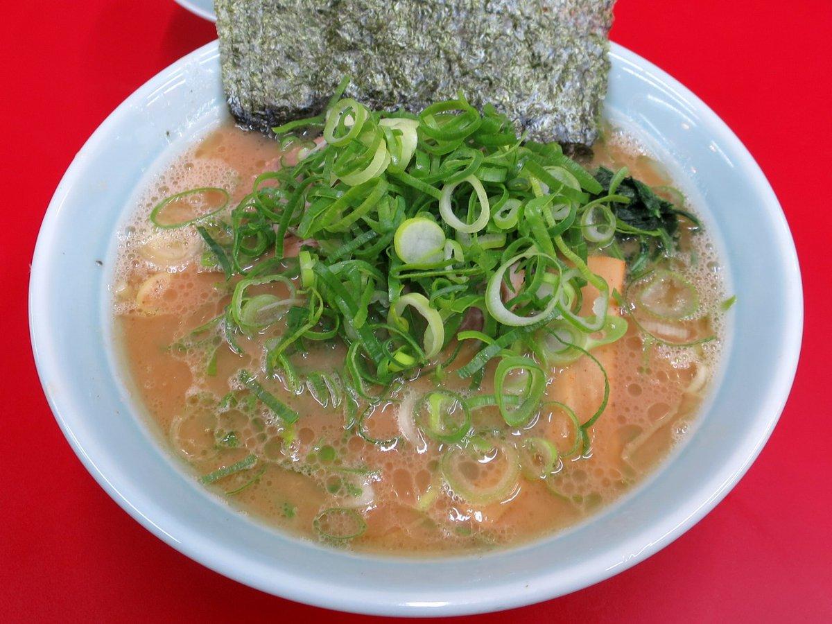 レビューを投稿しました『横浜ラーメン 武蔵家 北千住西口店』し…  #ramendb #ramen #ラーメン
