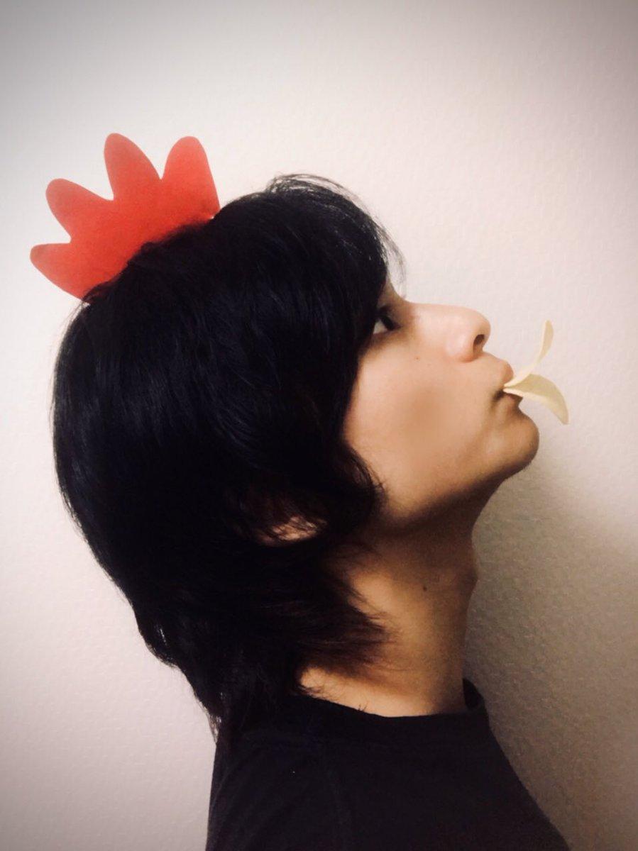 前山くん(@maechan_we_taka )からタスキを貰いました
