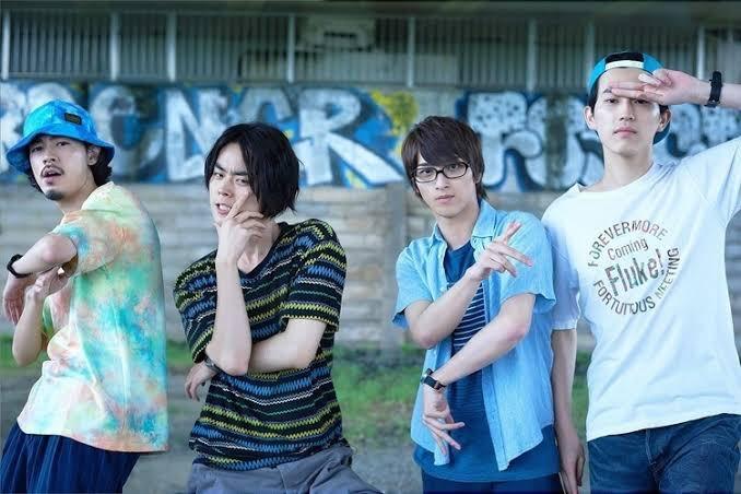 さっきのGReeeeNアバターの意味がわからなかったのですが、『キセキ』という映画でGReeeeNを演じた菅田将暉、横浜流星、成田凌、杉野遥亮に寄せた造形だったのですね