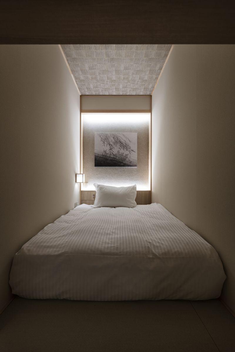 朝食付きで、1泊1,800円から泊まれるプランもあって衝撃…カプセルホテルの概念が変わる…