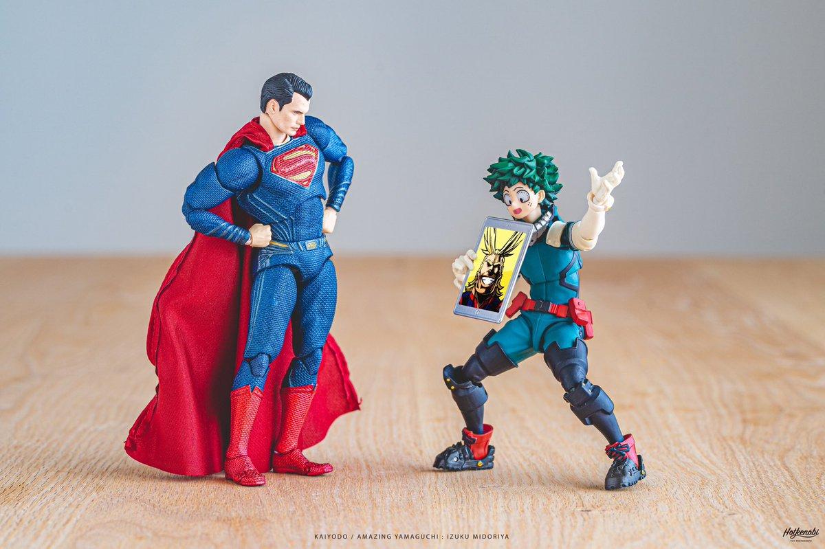世界のヒーローに興味津々な、日本のヒーロー Part2