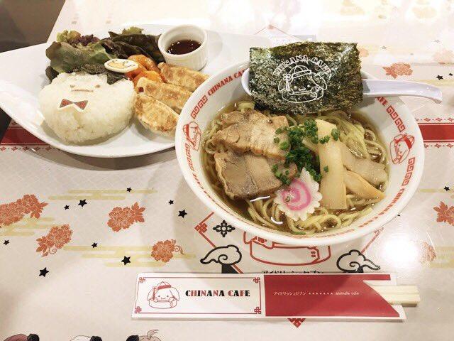 中華料理を中心に、楽曲をイメージしたドリンクやバースデーメニューなど盛りだくさん