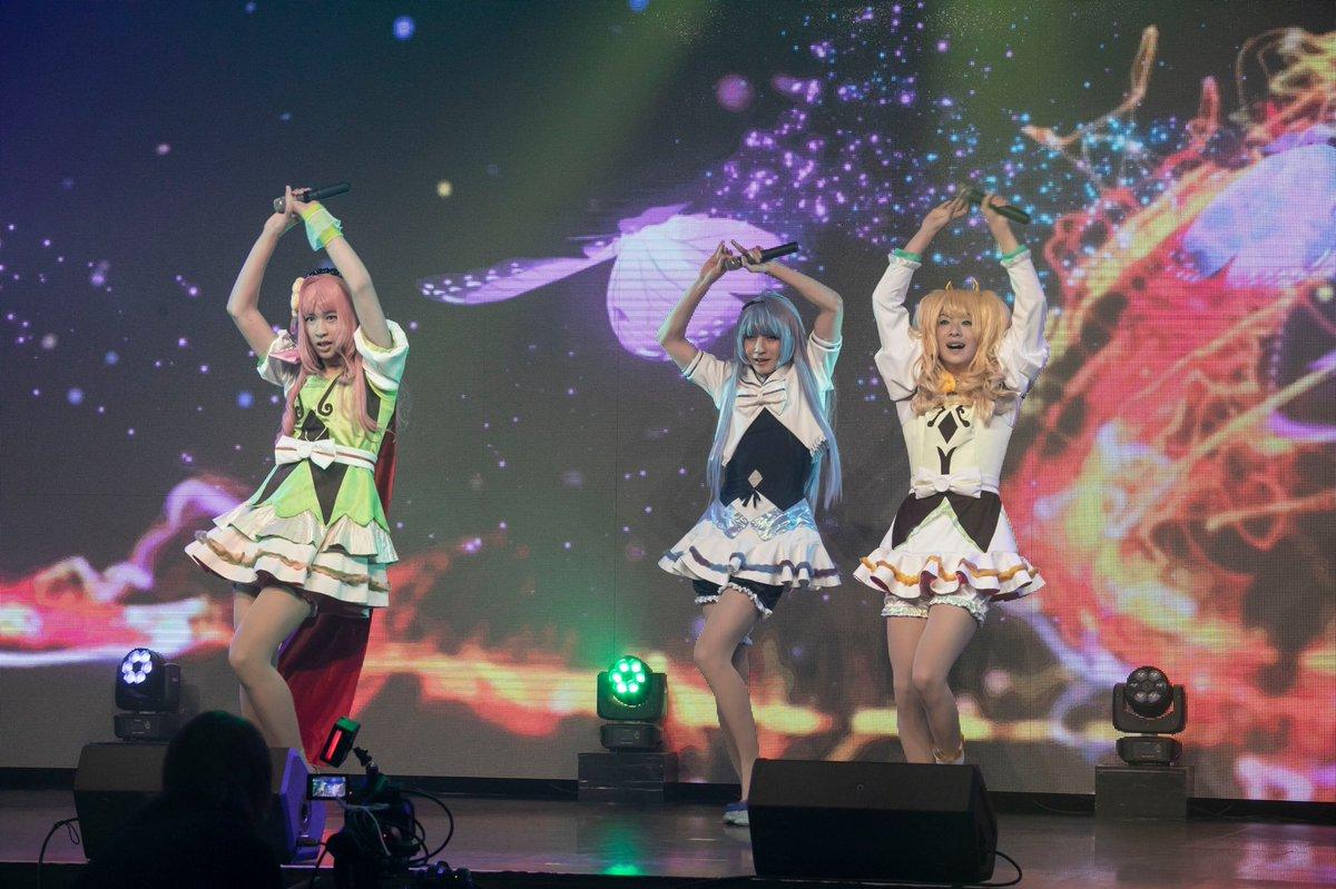 「アイ★チュウ ザ・ステージ ~LIVEお披露目~」ご視聴まことにありがとうございました