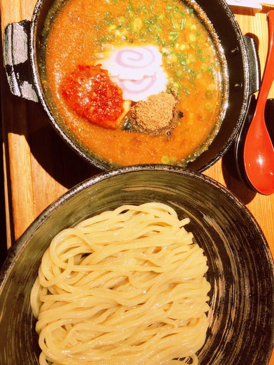 東京 池袋 元祖めんたい煮こみつけ麺