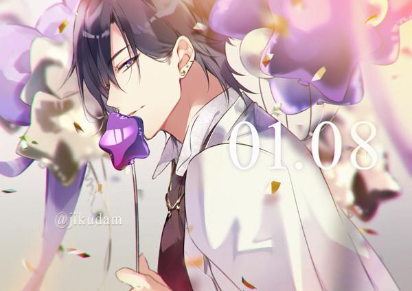【ツキウタ。】 始氏!誕生日おめでとう~🎉