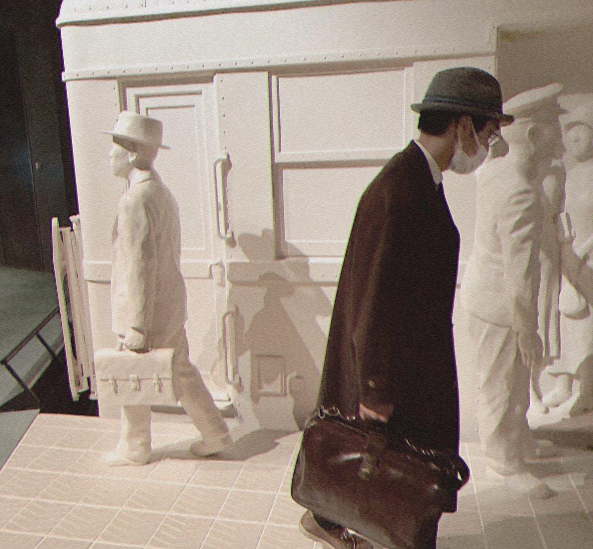 彼氏を歴史博物館に連れて行ったら近代日本コーナーで見失いかけた