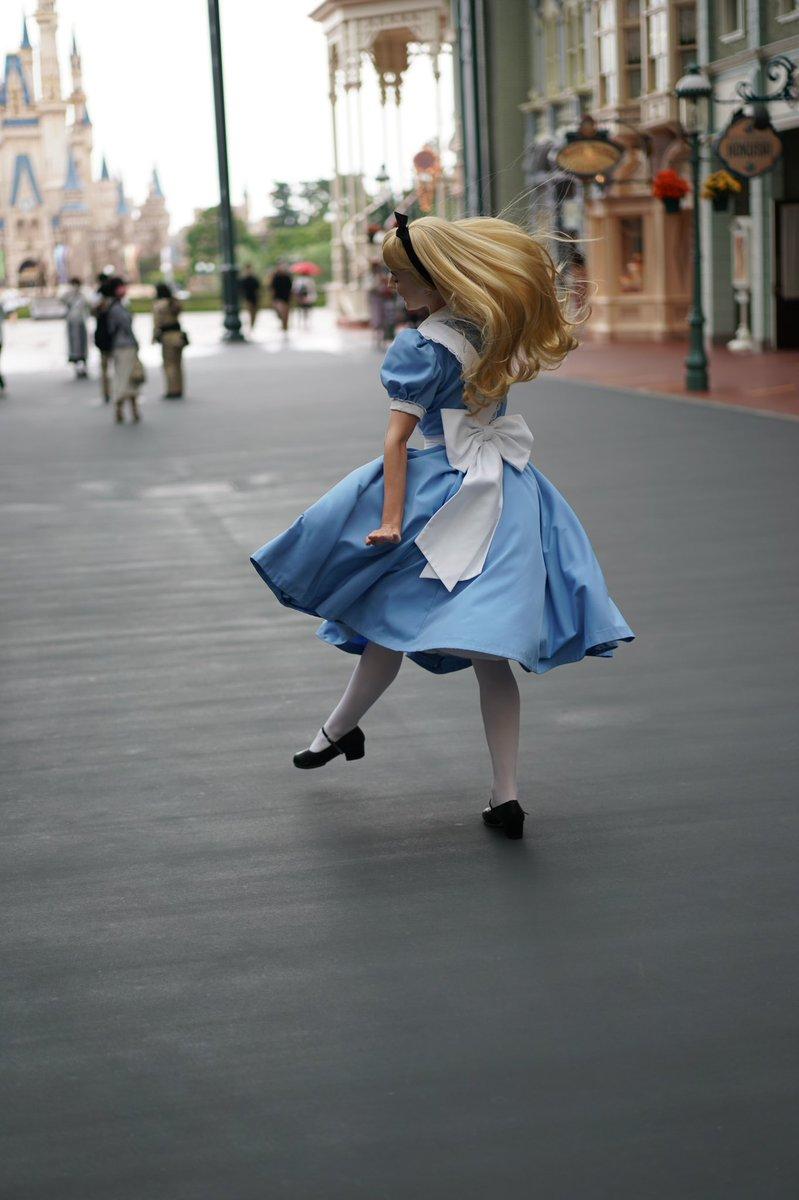 やばい、今日のアリスがクラシカルで可愛すぎるんだが☕︎☕︎☕︎