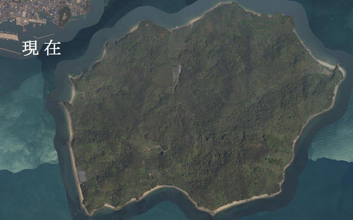『人口2人』瀬戸内海に浮かぶその島は、僅かな建物があるくらいで、誰も住んでいないように見える