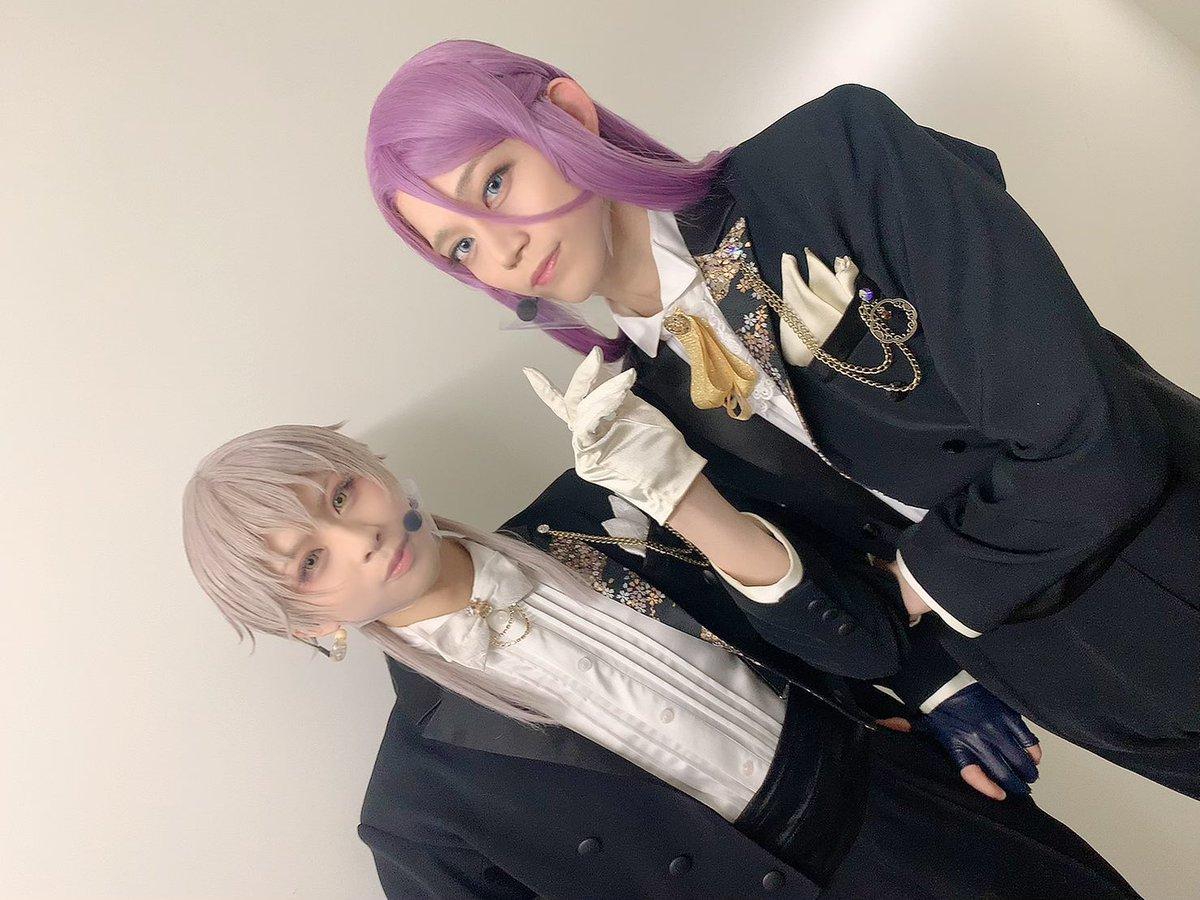 ミュージカル『刀剣乱舞』  五周年記念 壽 乱舞音曲祭  蜂須賀虎徹のペア