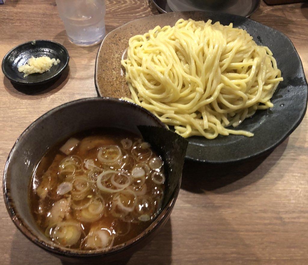両国 ごんろく 麺440g 今まで食ったつけ麺で一番美味しかった