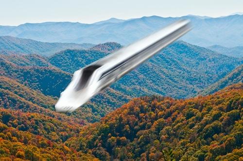 リニア新幹線、静岡飛び越す「滑空ルート」 専門家が提案