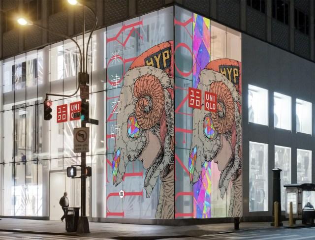 【初コラボ】「米津玄師×ユニクロUT」全国発売へ   14日から店舗およびオンラインストアで販売