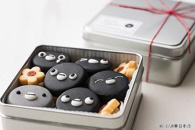 【キュート】表情がかわいい、Suicaのペンギンクッキーが発売