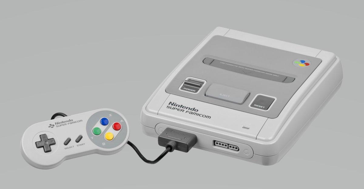 【祝】本日11月21日で「スーパーファミコン」発売30周年  1990年11月21日に発売
