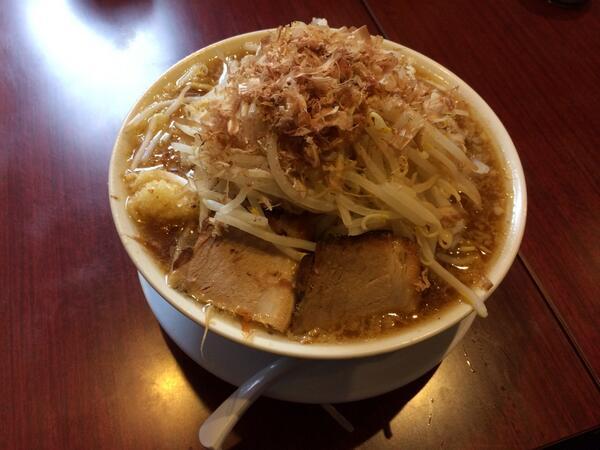 麺闘志/ラーメン