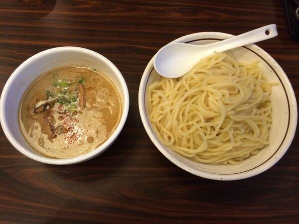麺屋無双/つけ麺