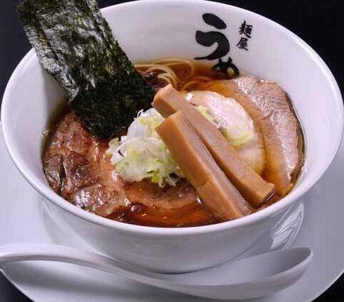 スープには上州地鶏を使用  数量限定 ガッツリまぜそば  味噌らーめんや焼き餃子などやってます