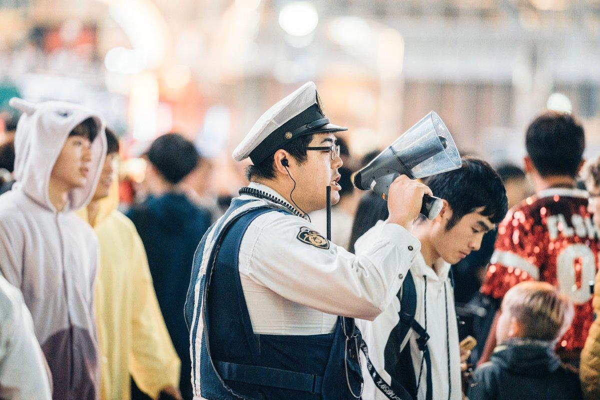 昨夜の渋谷ハロウィン どんな仮装よりも輝いて見えた人たち