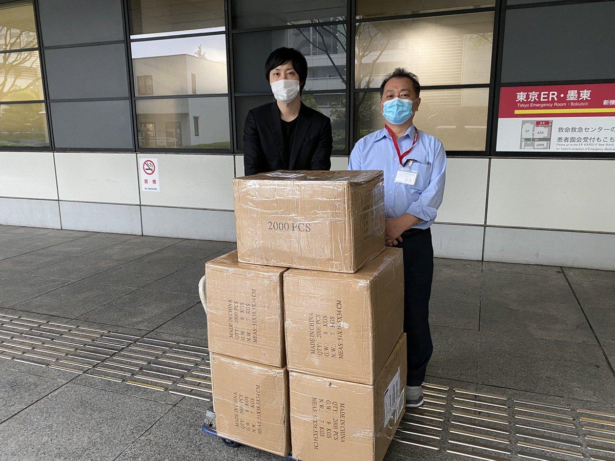 東東京に一つしかない高度救命救急センターかつ唯一の第一種感染症指定病院でもあります