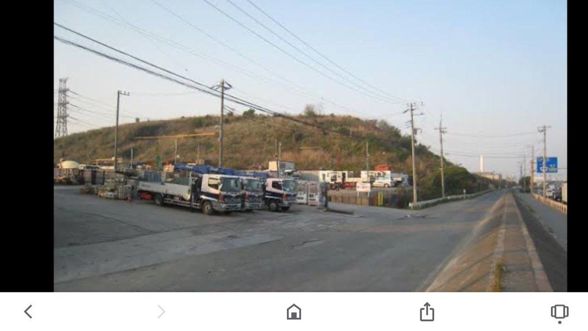千葉県市川市のR357沿い・江戸川放水路の近くに不法投棄物でできた通称「行徳富士」っていう丘があるんだけど、あまりに盛られすぎたおかげで事実上市川市の最高標高地点と目されてて不名誉にも程がある