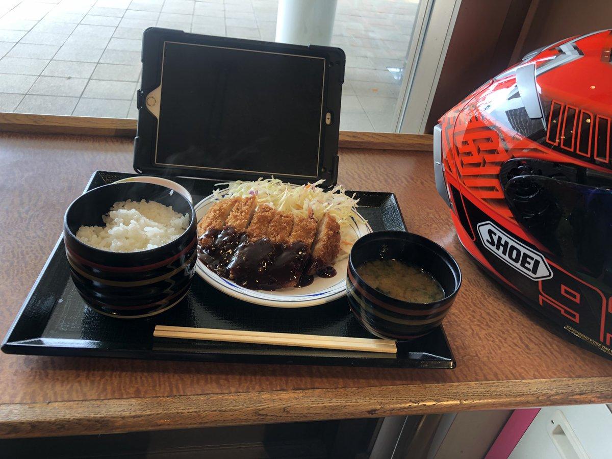 長島ー 長島ー 伊勢湾岸道、渋滞が酷くなりそうなので昼食☺︎