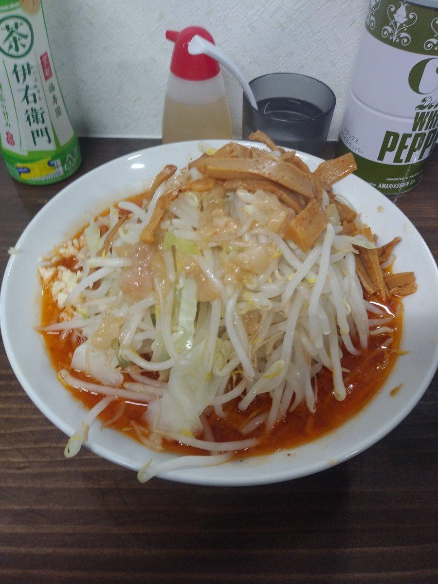 「武丸」さんの辛ラーメン