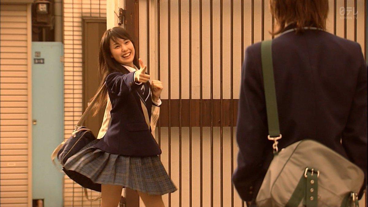 このスカートのふわっと感、良い 戸田恵梨香も最高に可愛い #野ブタをプロデュース