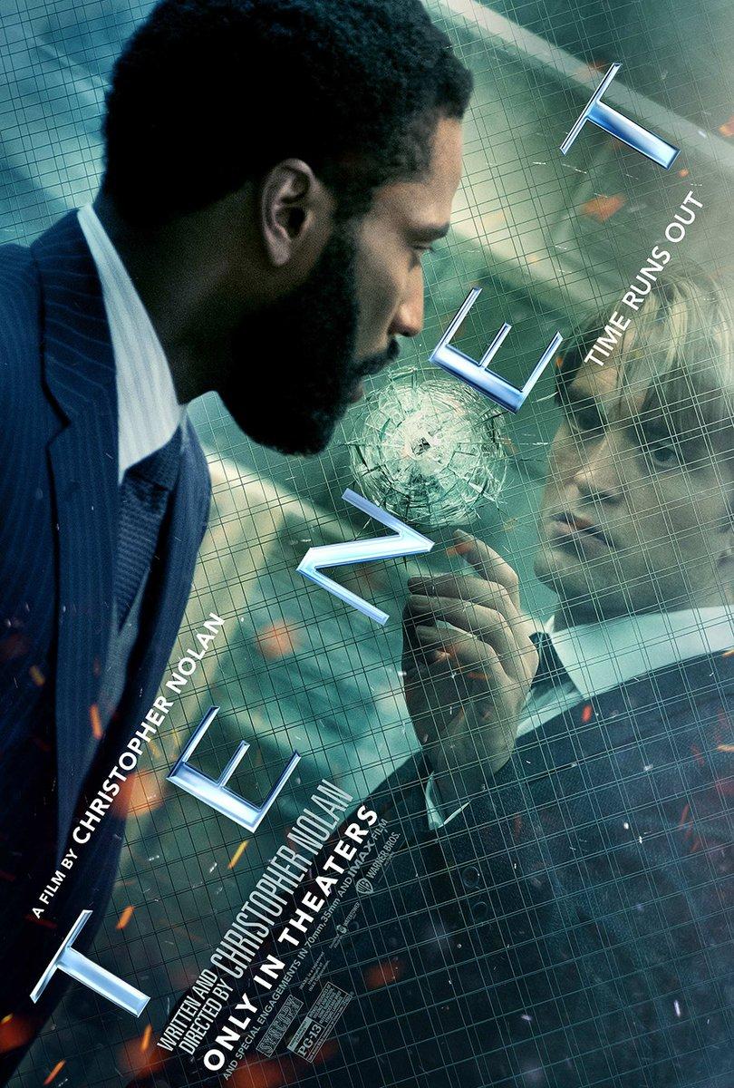 クリストファー・ノーラン監督最新作「TENET テネット」より12種類の新ポスターが解禁