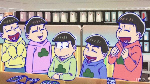 TVアニメ「おそ松さん」第3期、第1話をご視聴頂きましてありがとうございました