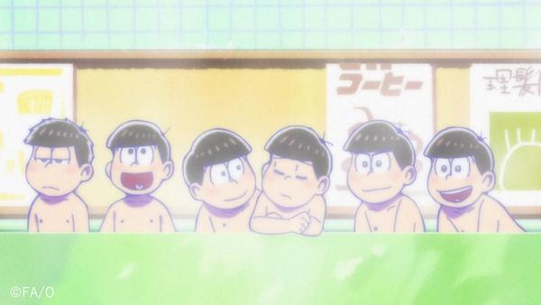 TVアニメ「おそ松さん」第3期 \ 第5話放送まであと2日