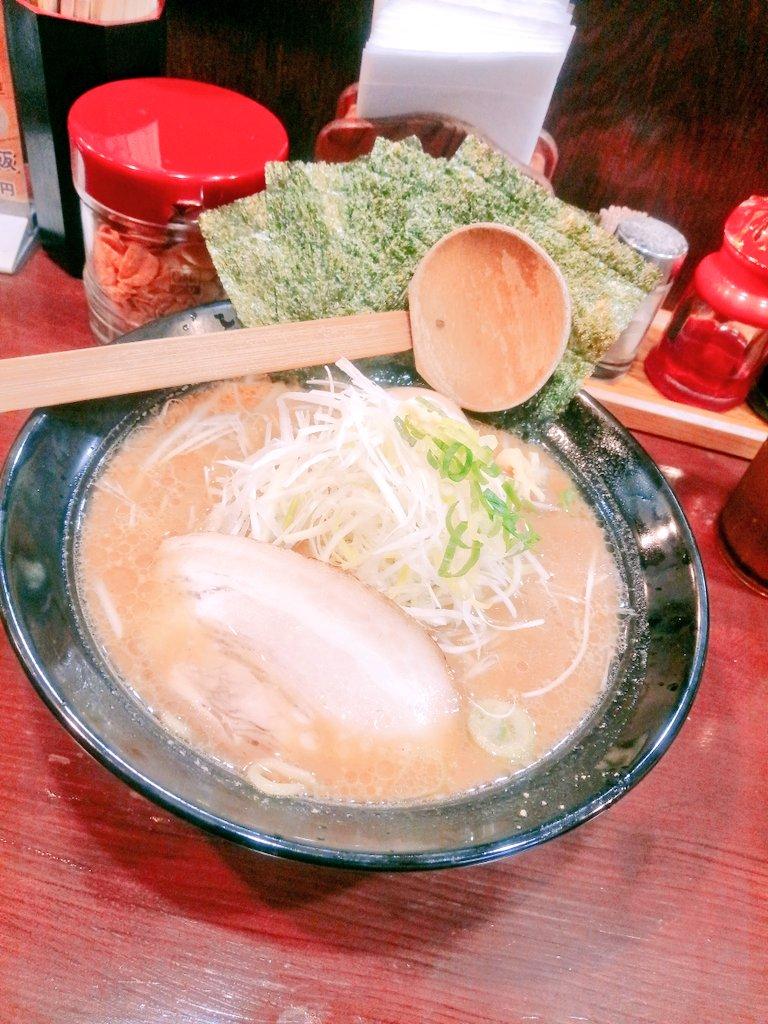 川崎 らーめん萬○屋  濃厚ネギ味噌スペシャル+チャーシュー丼セット