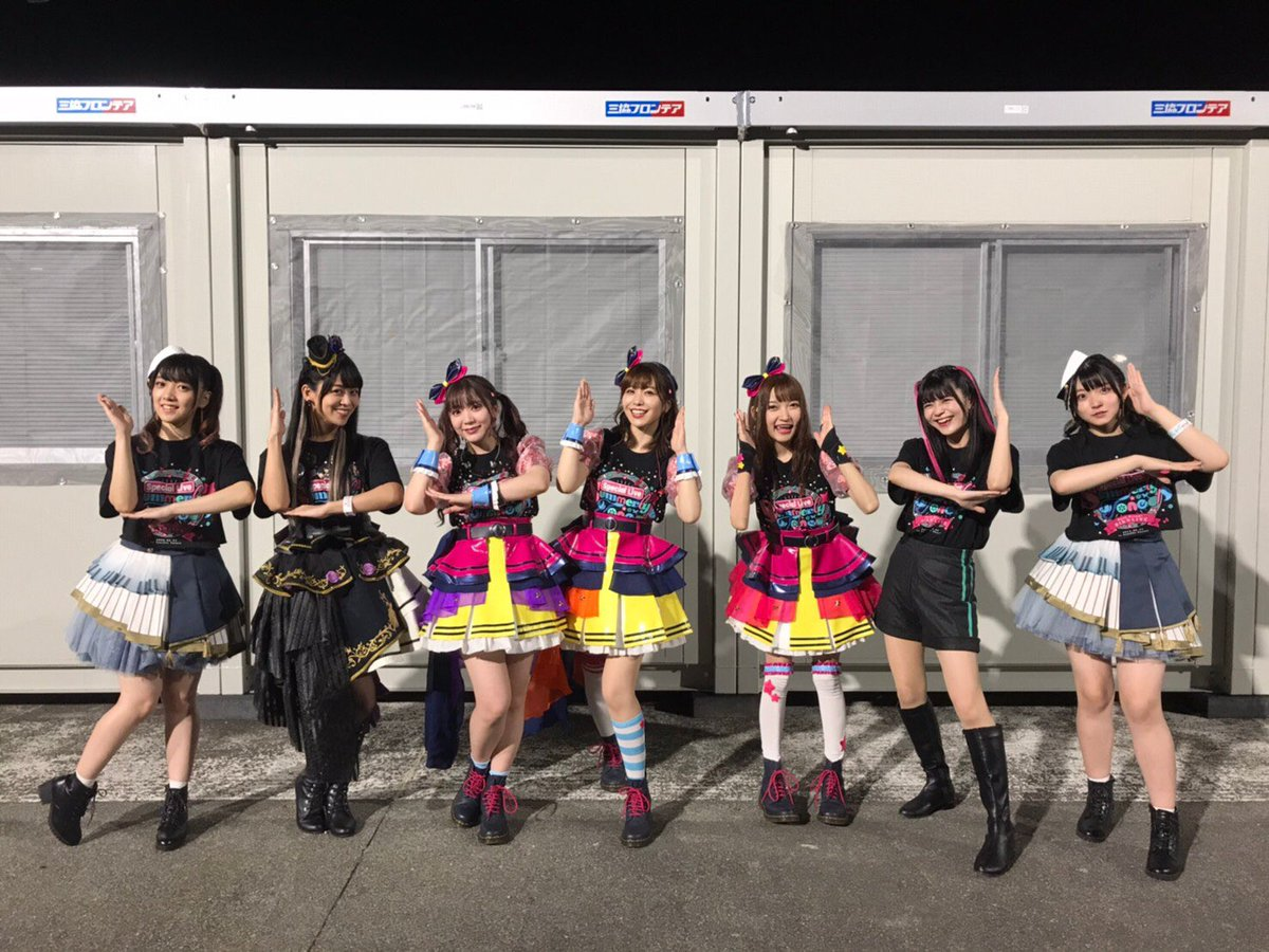 「BanG Dream! 8th☆LIVE」 DAY2に引き続き、DAY3