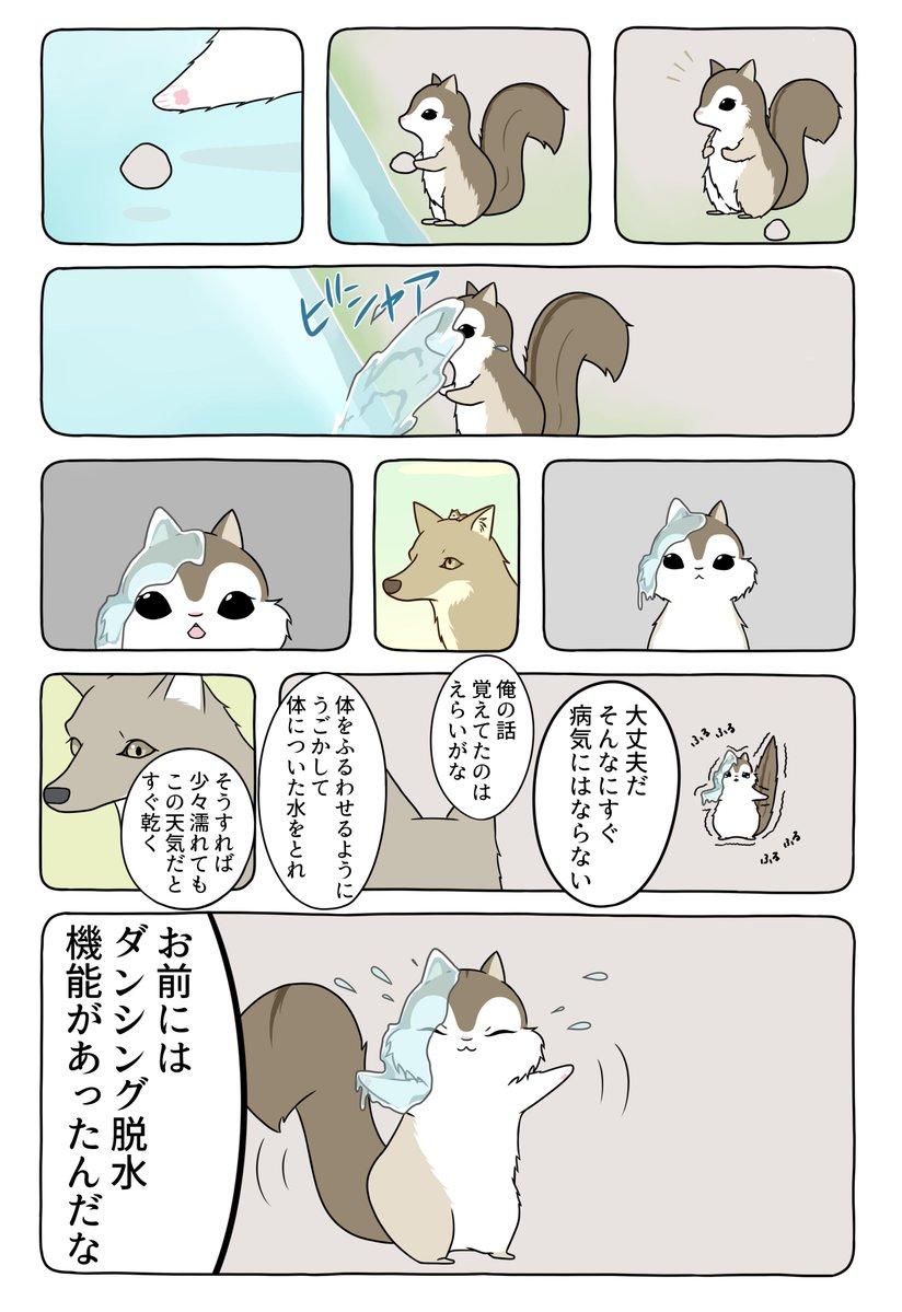 あの動物漫画はまだ続いているのですか?