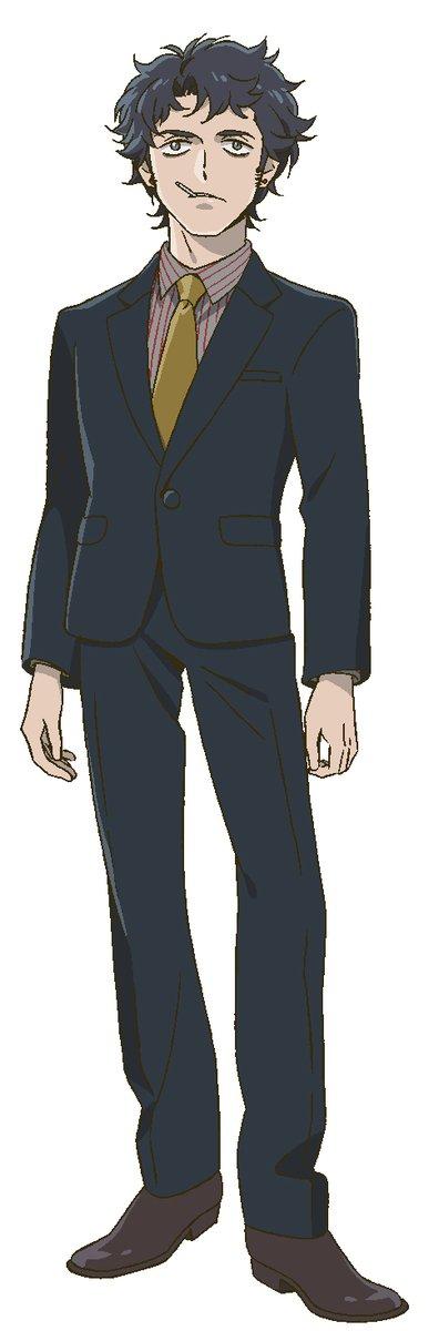 【情報解禁】 追加キャストとして津田健次郎さんの出演が決定