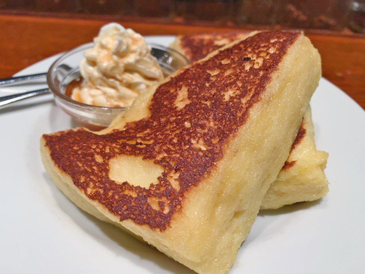 新宿の「CAFE AALIYA」にはふんわりふわふわフレンチトーストがある
